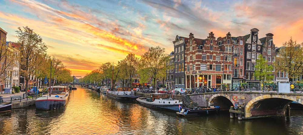 Amsterdam el Tiempo
