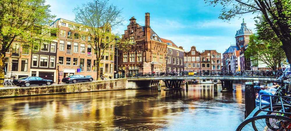 Clima y cuándo viajar a Ámsterdam