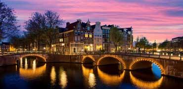 donde hospedarse en Amsterdam