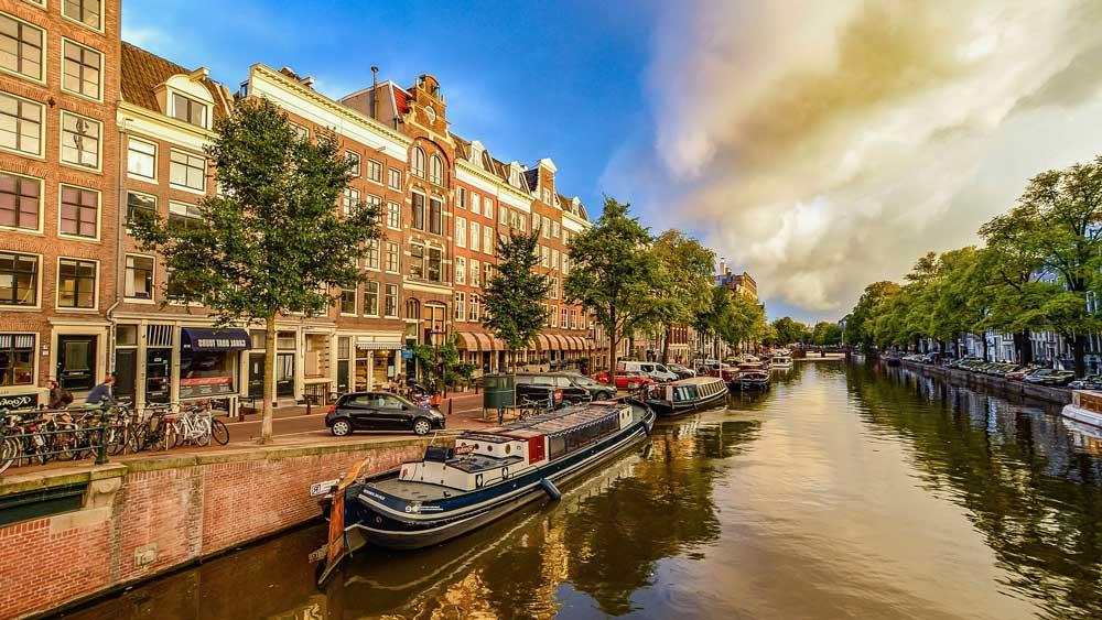 Viajar a Ámsterdam